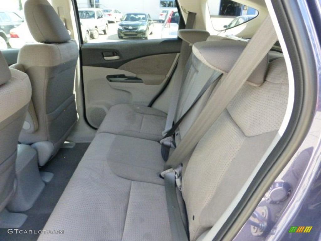 Gray interior 2013 honda cr v ex awd photo 71110130 for Honda cr v 2013 interior