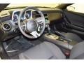 Black 2010 Chevrolet Camaro Interiors
