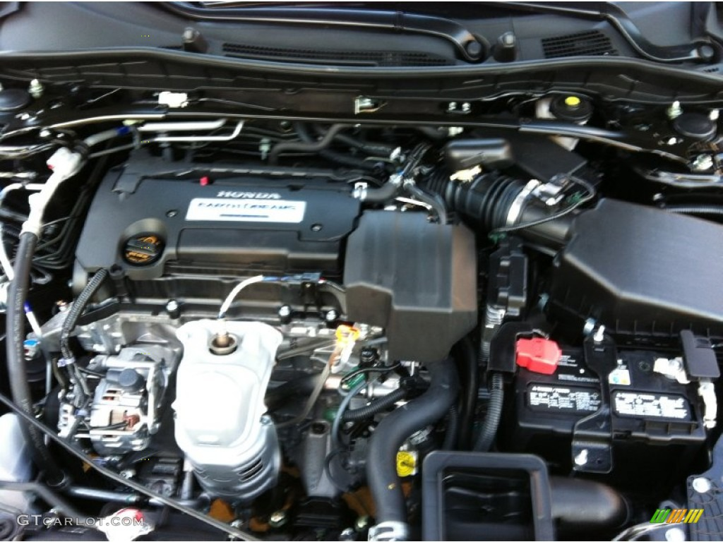 2013 honda accord sport sedan 2 4 liter earth dreams di for Honda accord sport engine