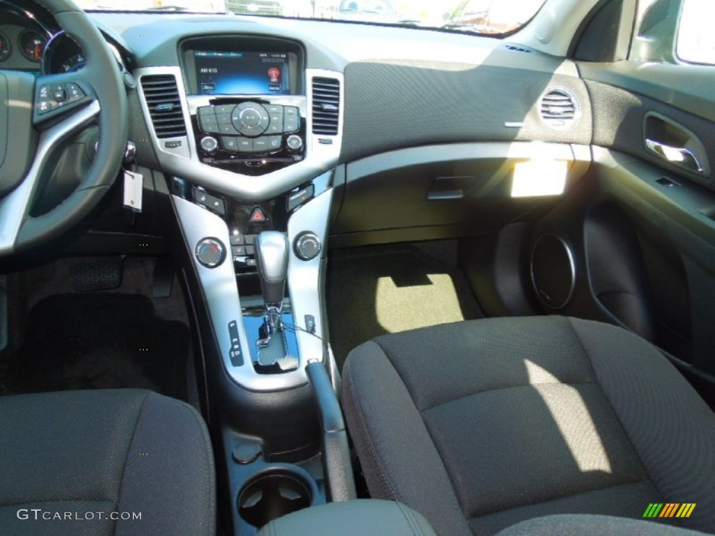 2013 Black Granite Metallic Chevrolet Cruze Lt Rs