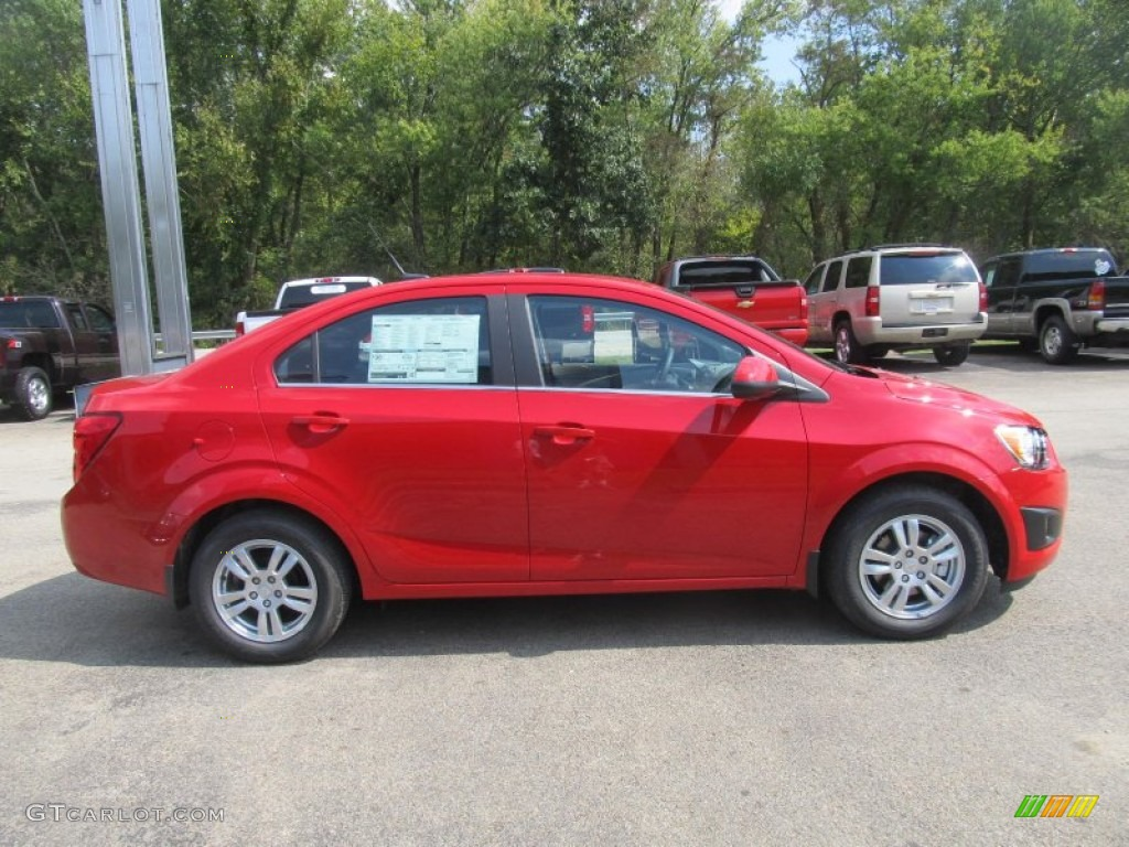 2012 Chevy Sonic Red Html Autos Post