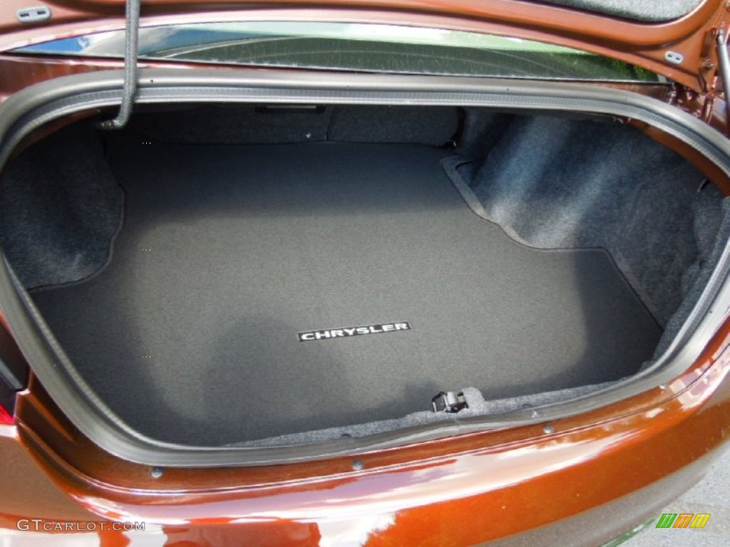 2013 chrysler 200 touring sedan trunk photo 71144187. Black Bedroom Furniture Sets. Home Design Ideas
