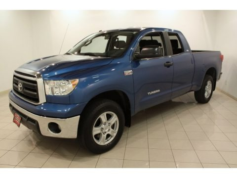 2010 Toyota Tundra SR5 Double Cab 4x4 Data, Info and Specs