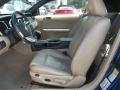 2007 Vista Blue Metallic Ford Mustang V6 Premium Convertible  photo #12