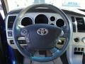 2008 Blue Streak Metallic Toyota Tundra Limited Double Cab 4x4  photo #12