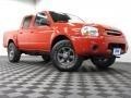 Aztec Red 2004 Nissan Frontier Gallery