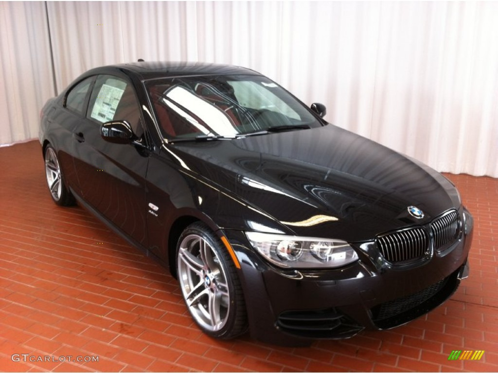 2013 jet black bmw 3 series 335is coupe 71132030. Black Bedroom Furniture Sets. Home Design Ideas