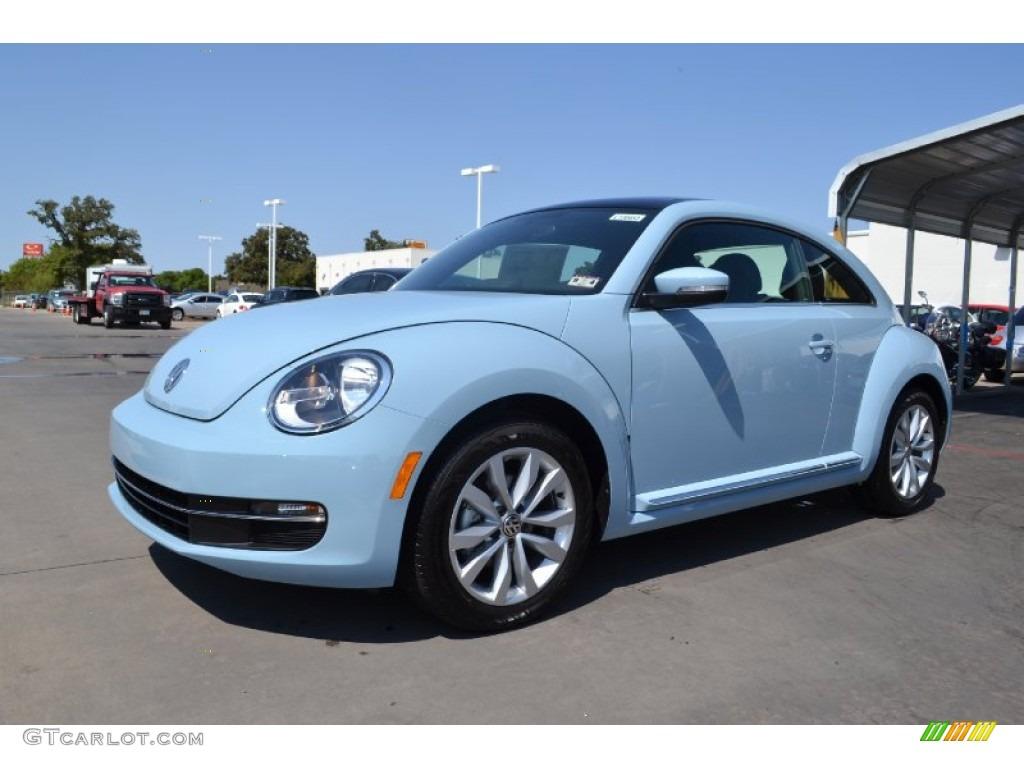 2013 Denim Blue Volkswagen Beetle TDI #71132324 | GTCarLot.com - Car ...