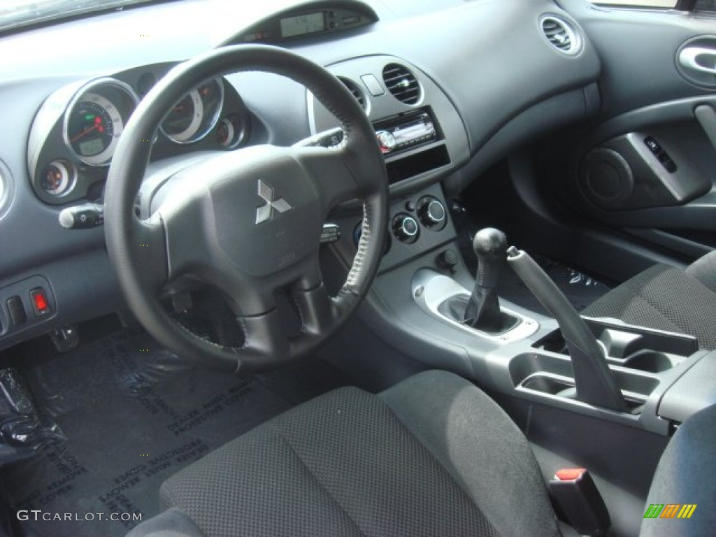 eclipse car 2006 interior - photo #1