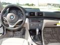 2013 BMW 1 Series Taupe Interior Dashboard Photo