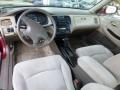 Ivory Interior Photo for 2002 Honda Accord #71177151