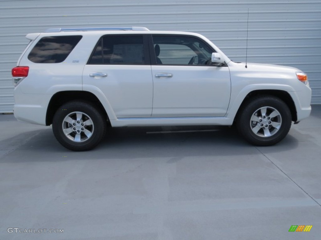 blizzard white pearl 2013 toyota 4runner sr5 exterior photo 71188656. Black Bedroom Furniture Sets. Home Design Ideas