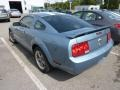 2006 Windveil Blue Metallic Ford Mustang V6 Deluxe Coupe  photo #2
