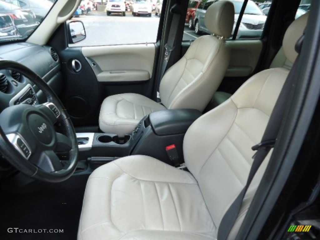 2003 Jeep Liberty Renegade 4x4 interior Photo #71199490 ...
