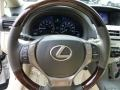 Parchment/Espresso Birds Eye Maple Steering Wheel Photo for 2013 Lexus RX #71211184