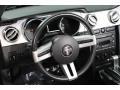 2007 Black Ford Mustang GT Premium Convertible  photo #7