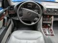 Dashboard of 1992 S Class 500 SEL Sedan