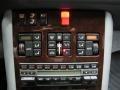 Controls of 1992 S Class 500 SEL Sedan