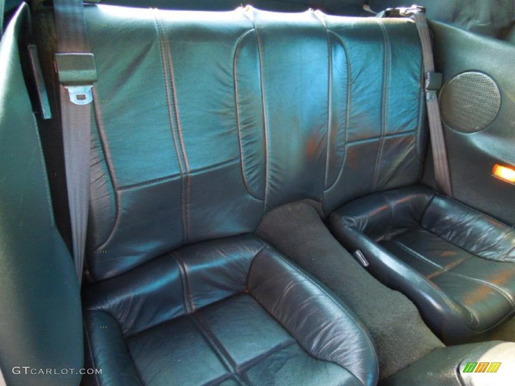 Dark Gray Interior 1995 Chevrolet Camaro Z28 Convertible Photo 71221210