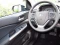 2012 Urban Titanium Metallic Honda CR-V EX-L  photo #7