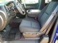 2013 Blue Topaz Metallic Chevrolet Silverado 1500 LT Extended Cab 4x4  photo #8