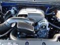 2013 Blue Topaz Metallic Chevrolet Silverado 1500 LT Extended Cab 4x4  photo #25