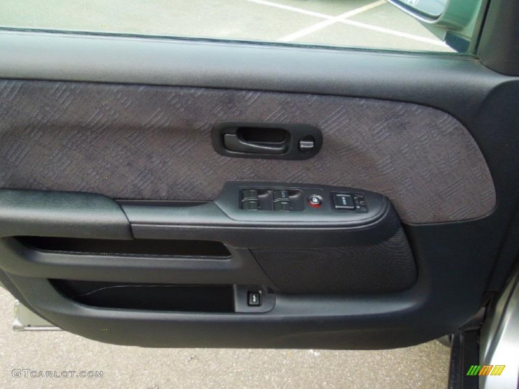 2006 Honda Cr V Ex 4wd Black Door Panel Photo 71226000