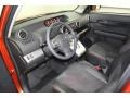 RS Suede Style Dark Gray/Hot Lava 2012 Scion xB Interiors
