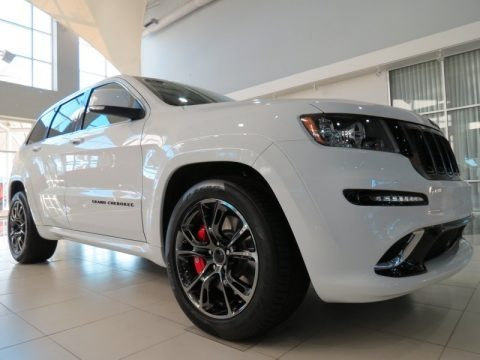 2013 Jeep Grand Cherokee SRT8 4x4 Data, Info And Specs