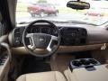 2013 Mocha Steel Metallic Chevrolet Silverado 1500 LT Crew Cab  photo #9