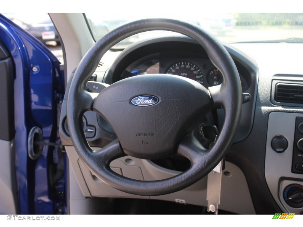 2005 ford focus zx5 se hatchback steering wheel photos. Black Bedroom Furniture Sets. Home Design Ideas