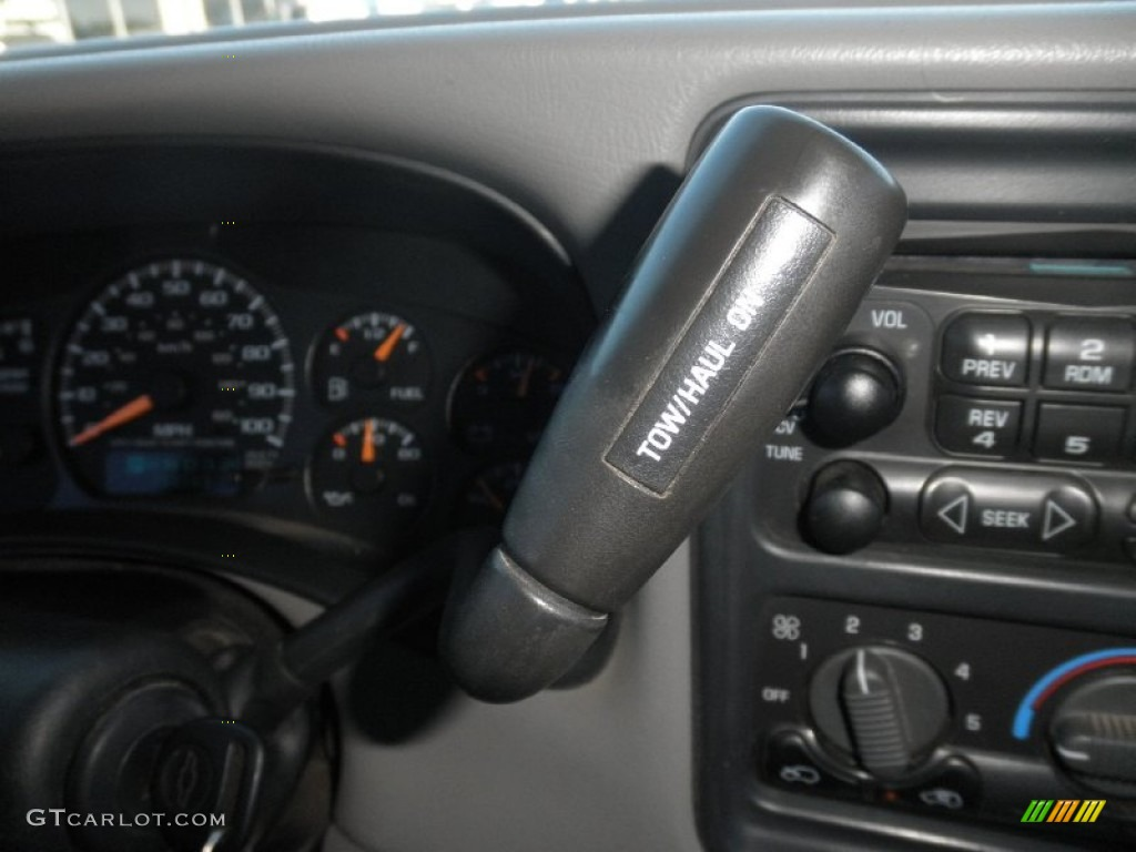 2001 Chevrolet Silverado 2500HD LS Crew Cab 4x4 Transmission Photos
