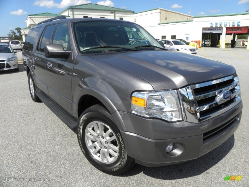 2012 sterling gray metallic ford expedition el xlt 71227433 car color galleries. Black Bedroom Furniture Sets. Home Design Ideas