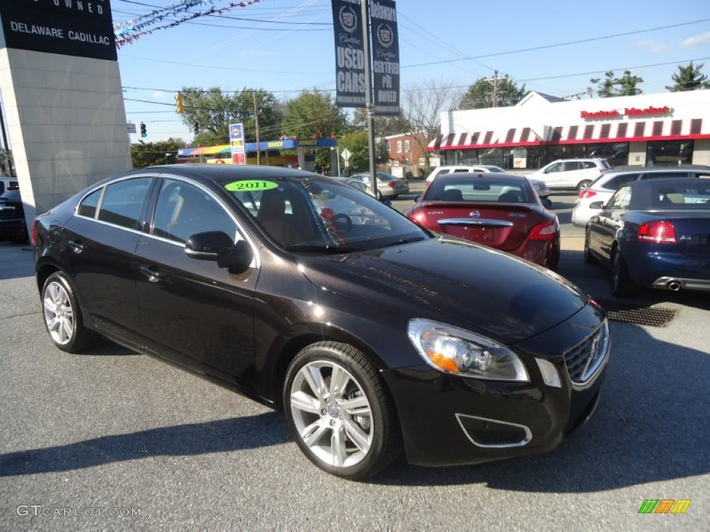 black 2011 volvo s60 t6 awd exterior photo 71259274. Black Bedroom Furniture Sets. Home Design Ideas