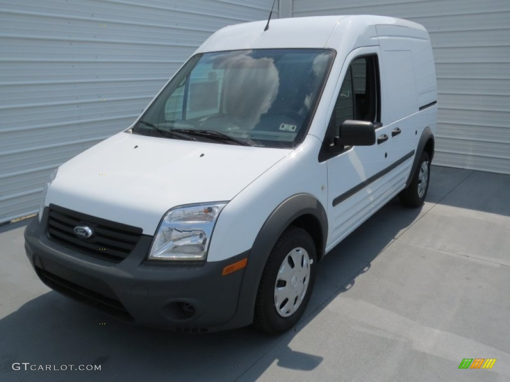 Frozen white 2012 ford transit connect xl van exterior photo 71267086 gtcarlot com