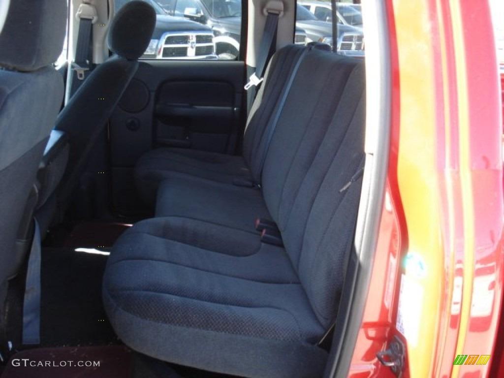 2002 Ram 1500 Sport Quad Cab 4x4 - Flame Red / Dark Slate Gray photo #16