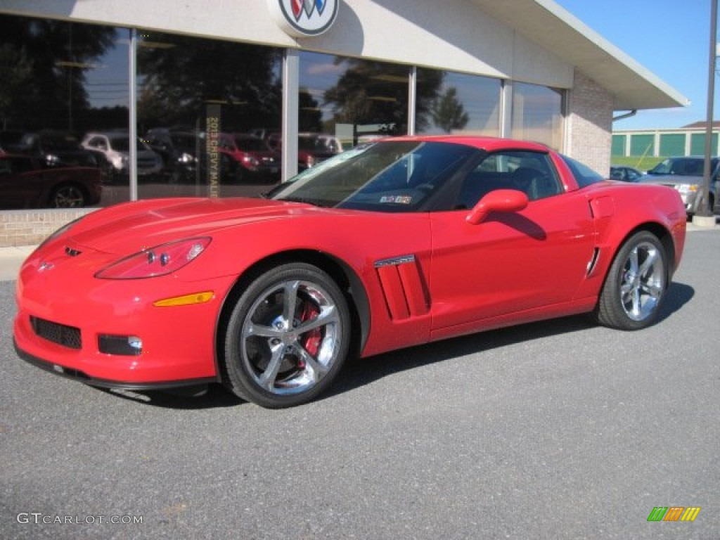 torch red 2013 chevrolet corvette grand sport coupe exterior photo 71272162. Black Bedroom Furniture Sets. Home Design Ideas