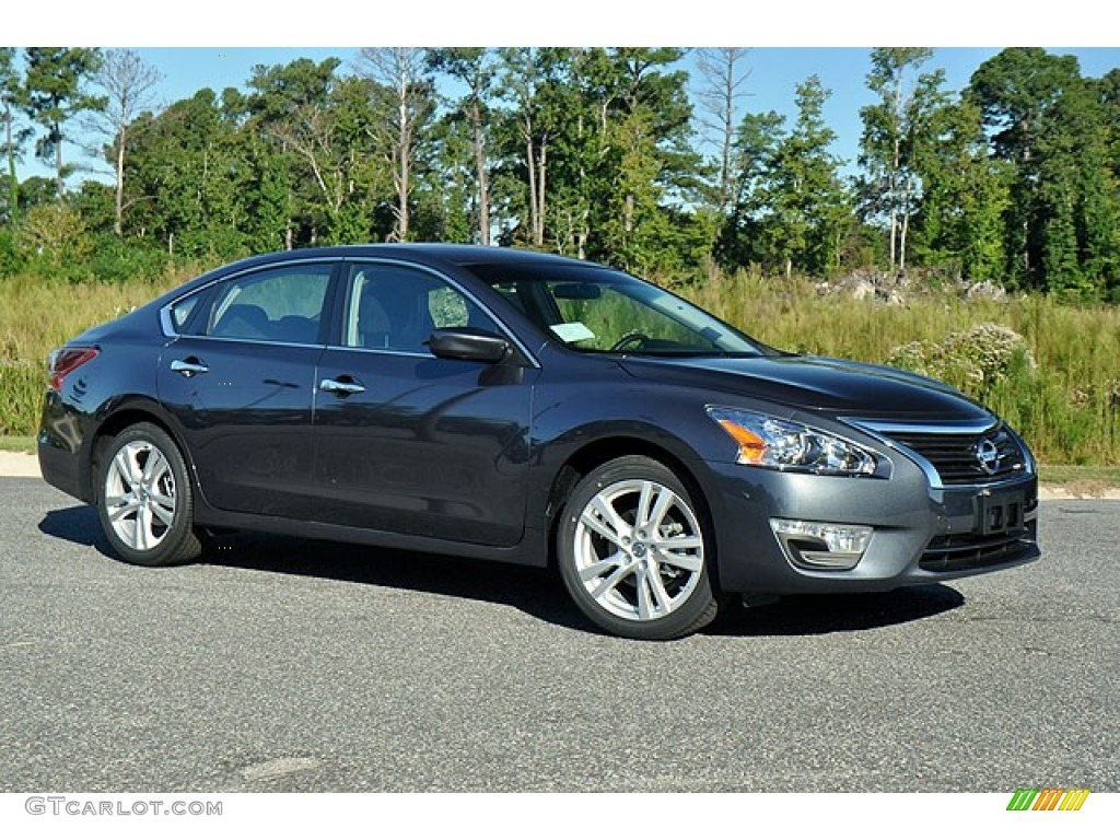metallic slate 2013 nissan altima 3 5 s exterior photo 71276080. Black Bedroom Furniture Sets. Home Design Ideas