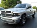 2002 Bright Silver Metallic Dodge Ram 1500 SLT Quad Cab  photo #6