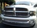 2002 Bright Silver Metallic Dodge Ram 1500 SLT Quad Cab  photo #13