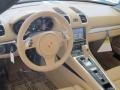 Dashboard of 2013 Boxster