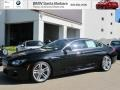 2013 Black Sapphire Metallic BMW 6 Series 650i Gran Coupe  photo #1