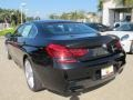 2013 Black Sapphire Metallic BMW 6 Series 650i Gran Coupe  photo #3
