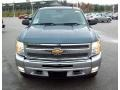 2012 Blue Granite Metallic Chevrolet Silverado 1500 LT Crew Cab 4x4  photo #14