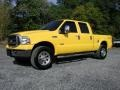 Screaming Yellow 2006 Ford F250 Super Duty Gallery
