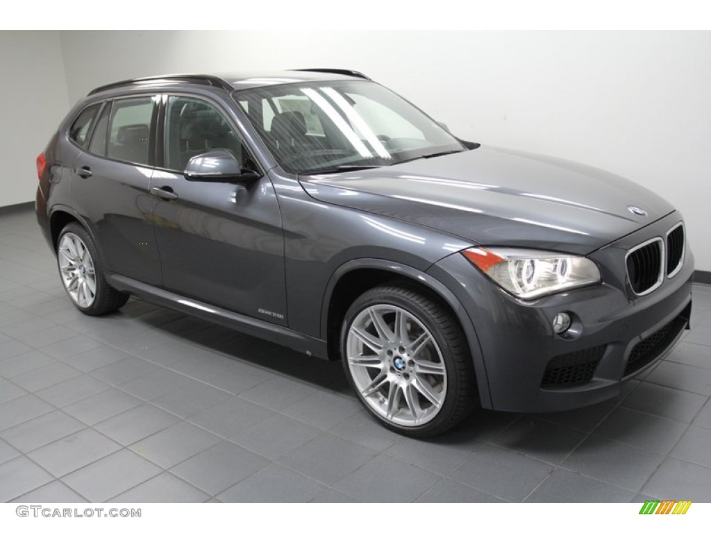 Mineral Grey Metallic 2013 Bmw X1 Sdrive 28i Exterior