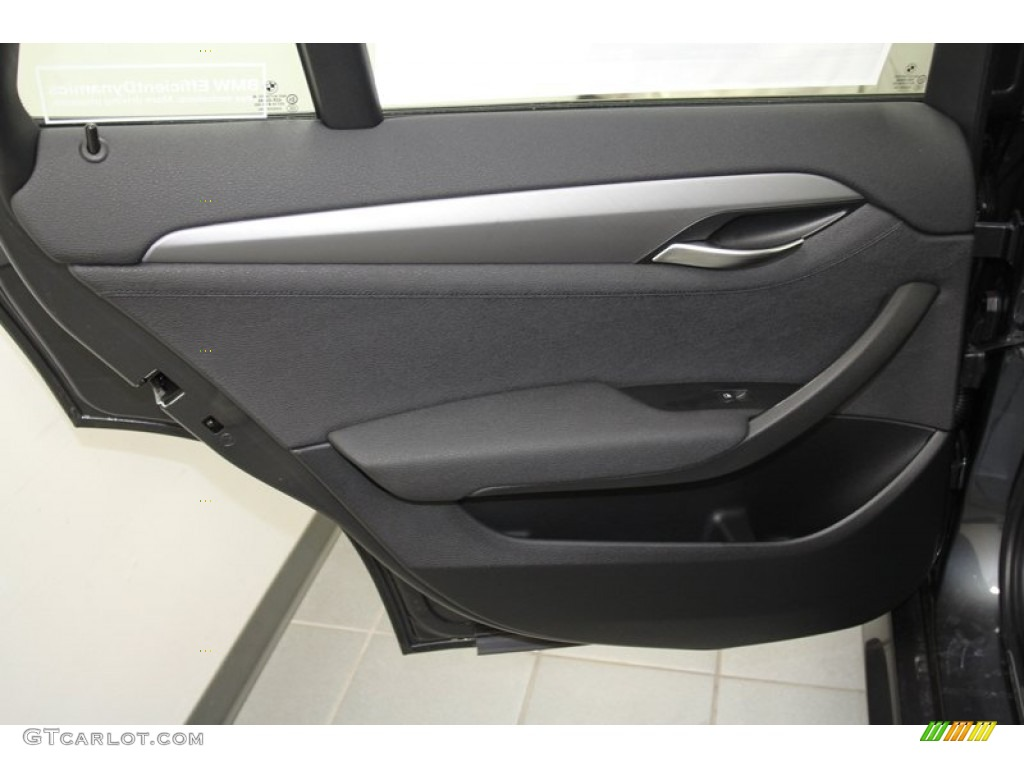 2013 Bmw X1 Sdrive 28i Black Door Panel Photo 71297422 Gtcarlot Com