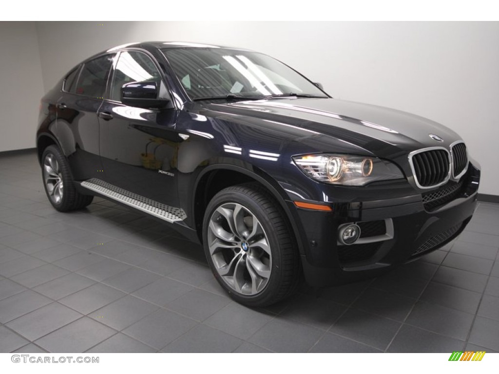 2013 Carbon Black Metallic Bmw X6 Xdrive35i 71275293