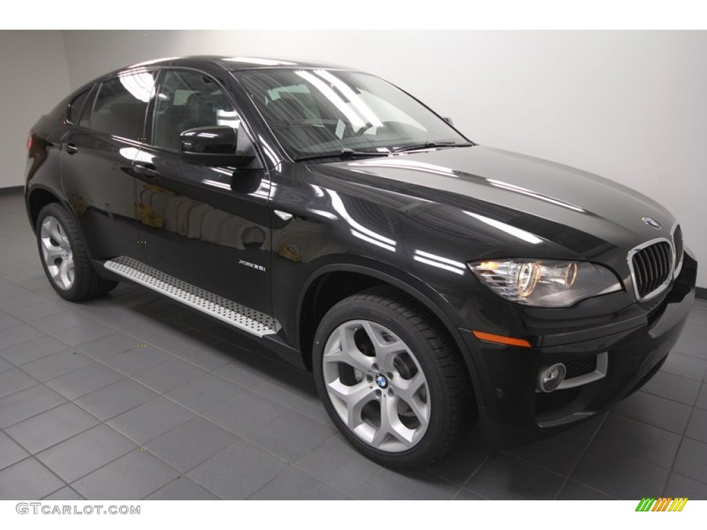 black sapphire metallic 2013 bmw x6 xdrive35i exterior. Black Bedroom Furniture Sets. Home Design Ideas