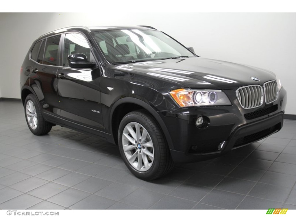 2013 black sapphire metallic bmw x3 xdrive 28i 71275273. Black Bedroom Furniture Sets. Home Design Ideas